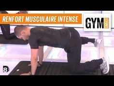 Cours gym - Renfort musculaire intense 10 - YouTube
