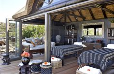 What a fabulous retreat.   Bushman Kloofs, South African gem
