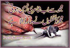 cool Urdu Shayari 2 Line