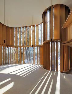 The Integral House von Shim-Sutcliffe Architects | Einfamilienhäuser