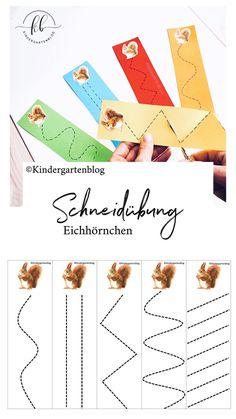 Cutting Activities, Toddler Activities, Kindergarten Portfolio, Scissor Skills, Cicely Mary Barker, Pediatric Ot, Child Love, Pre School, Preschool Crafts
