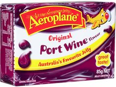 Mum always used port wine when she mad a trifle