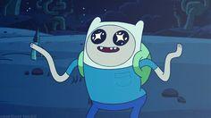 "Finn ""It came from the Nightosphere"" Adventure Time with Finn & Jake GIF Marceline, Cartoon Network, Adventure Time Tumblr, Abenteuerzeit Mit Finn Und Jake, Finn Jake, Inline, Happy Gif, Finn The Human, Jake The Dogs"
