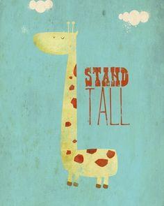 giraffe from falldowntree on etsy
