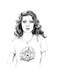 Young Susan Sarandon Do you like my tight sweater ? - Caroline Andrieu