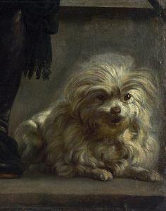 Jacob Jordaens - Portrait of Govaert van Surpele and his Wife