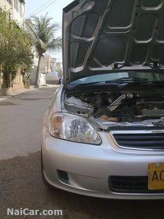 Honda Civic 2000 for Sale in Karachi, Pakistan  http://www.naicar.com/car/4661/