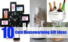 10 Cute Housewarming Gift Ideas