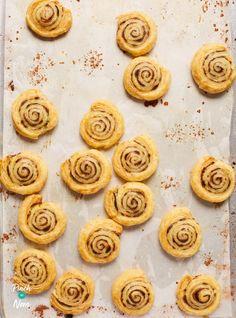 Cinnamon Swirls - Pinch Of Nom