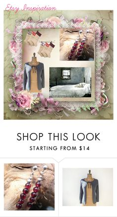 """""""Etsy Inspiration"""" by laughingdog ❤ liked on Polyvore featuring interior, interiors, interior design, home, home decor, interior decorating and inspried"""