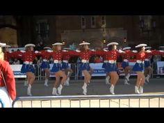 Selected as #1 College Dance Team...Kilgore Rangerettes!