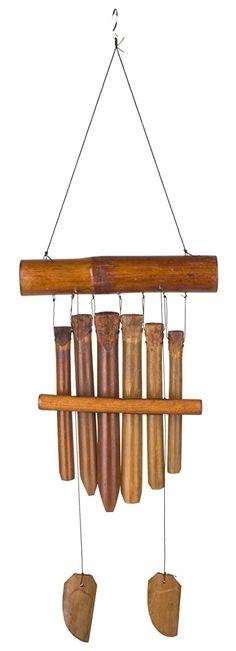 Woodstock Gamelan Bamboo Chime- Medium- Asli Arts Collection