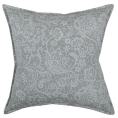 Our Lace Taupe scatter cushion has a delicate design of flowers in white against a modern hue of taupe Scatter Cushions, Beautiful Bedrooms, Flower Designs, Hue, Delicate, Modern, Flowers, Trendy Tree, Small Cushions