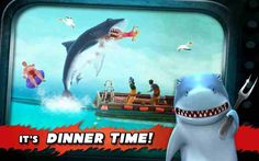 Hungry Shark Evolutions Hack Cheats Tips and Guide