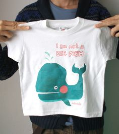 Children Tshirt by Manada