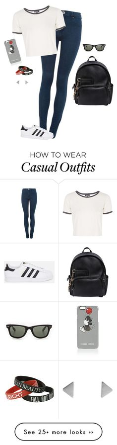 """""""Casual Day Out"""" by hanakdudley on Polyvore"""