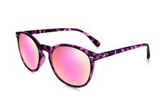 Occhiali da sole polarizzati:  FLASH / PINK TORTOISE di Slash Sunglasses http://www.slashsunglasses.com/shop/flash/flash-tartaruga-rosa-rosa.html