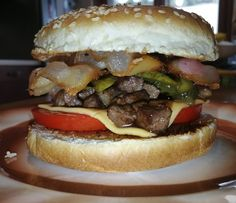 Hamburger all'antiaccademico - di Matteo Schinai #fuudly #ricette