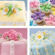 flores em pasta americana passo a passo - Pesquisa Google