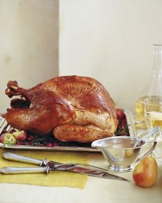 "See the ""Roasted Brined Turkey"" in our Thanksgiving Turkey Recipes gallery"