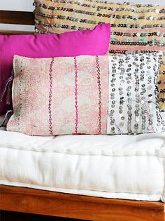 FP One Lace Pillow at Free People Clothing Boutique