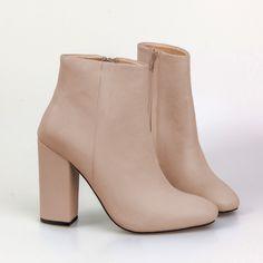 BIBI- rose leather