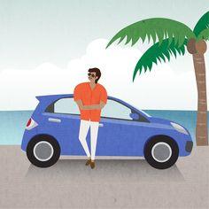 아직 월요일 업무 시동 못 거신 분 있다면 Mr.하몽과 발리 쿠타지역 드라이브로 시동걸어보는 건 어떠세요? 한낮엔 해변에서 일광욕과 바틱 같은 전통 의상을 파는 상점 구경을, 저녁엔 즐비하게 늘어선 유러피언 바에서 '발리나이트'를. 발리 최대 번화가 쿠타는 이렇게 즐기는 곳입니다!