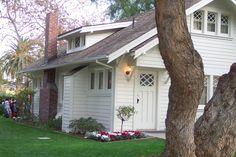Nixon's birthplace in Yorba Linda, Calf.