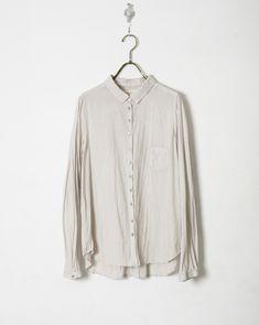 no.23005B , item. shirt , color. gray