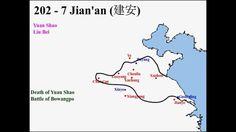 The Rise of Cao Cao, 191 - 220