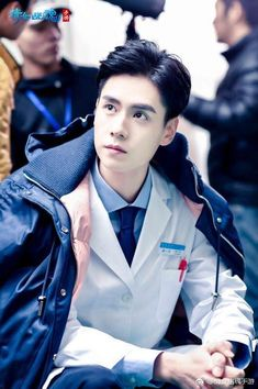 Cute Boys, Pretty Boys, China Movie, Chines Drama, Kdrama, Handsome Korean Actors, A Love So Beautiful, Daddy Long, Cute Actors