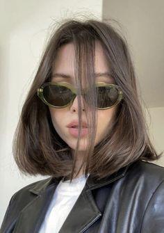 Cut My Hair, New Hair, Hair Cuts, My Hairstyle, Pretty Hairstyles, Straight Hairstyles, Wavy Hairstyles, Hair Inspo, Hair Inspiration