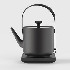 Design + Not Clay, but… | Three Distinctive and Electrifying Kettle Designs