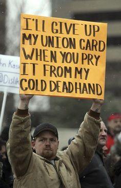#unionizationisourfriend