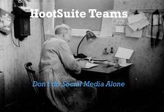 How to Set Up and Use HootSuite Teams  #HootSuite #SocialMedia #SocialMediaManagement