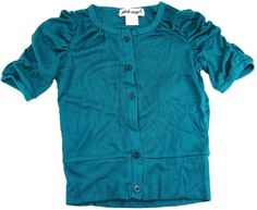 Pink Angel Little Girls 2-6X Green Ruched Sleeves Cardigan Pink Angel http://www.amazon.com/dp/B00CPED8T4/ref=cm_sw_r_pi_dp_a31aub0P8SAY2