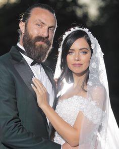 Congratulations to and ! Wedding Planner: Wedding Dress: Hair Stylist: Groom's Tuxedo: Photographer: Band: Wedding Veil, Wedding Dresses, Wedding Portraits, Tuxedo, Wedding Planner, Dj, Stylists, Groom, Hair