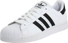 innovative design 2c1b4 3729e Amazon.com  adidas Originals Men s Superstar II Court Sneaker,White Black