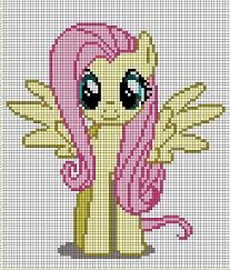 Bilderesultat for pixel art my little pony