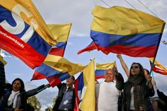 en directo: Colombia pide paz