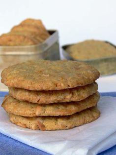 Útravaló keksz II. – Mogyorós keksz | Csak a Puffin