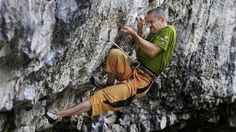 www.boulderingonline.pl Rock climbing and bouldering pictures and news Steve McClure on the