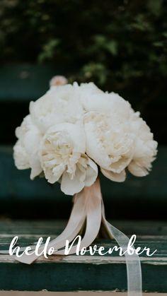 Wedding peony bouquet Peony Bouquet Wedding, Peonies Bouquet, Sweet November, Light And Space, Plant Needs, Christmas Fashion, Meraki, Event Styling, Blue Bird
