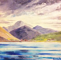 more painting of Scotland !