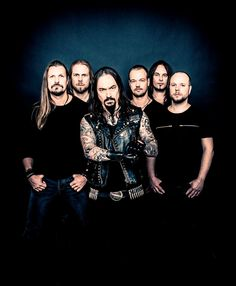 BANDS: AMORPHIS