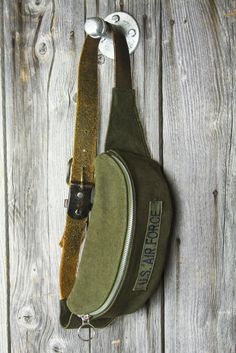 AMERICAN VINTAGE U.S. Air Force Fanny Pack