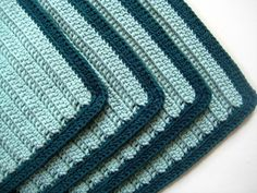 Soft Natural Dish Cloths  Hand Crocheted   by CozyKitchenKnits, $15.00