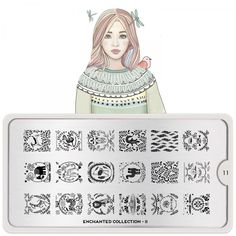 Enchanted Nail Art Design 11