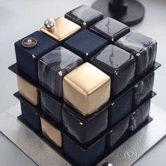 Fancy Desserts, Fancy Cakes, Mini Cakes, Just Desserts, Delicious Desserts, Dessert Recipes, Beautiful Desserts, Gorgeous Cakes, Amazing Cakes
