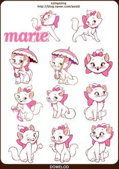 ★포토샵 스티커,디즈니 스티커 모음 62장! 미키마우스와 공주들 그리고 푸우 등등! 포토샵 디즈니 스티커 ... Gatos Disney, Disney Cats, Disney Cartoons, Disney Pixar, Marie Aristocats, Aristocats Party, Disney Love, Disney Magic, Wallpaper Gatos